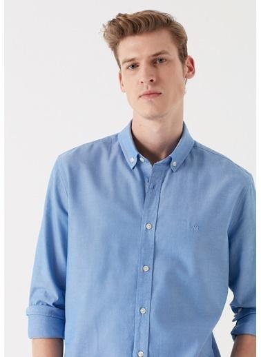 Mavi Erkek   Gömlek 020033-30718 Mavi